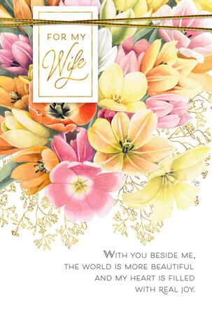 Marjolein Bastin My Sunshine Easter Card for Wife