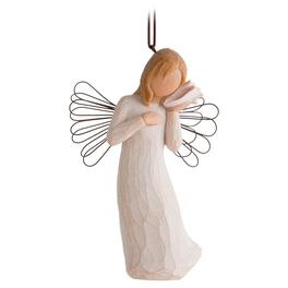 Willow Tree® Thinking of You Ornament, , large