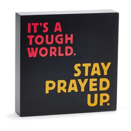 Stay Prayed Up Sentiment Print, , large