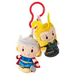 Thor/Loki itty bittys® Clippys Stuffed Animals, , large