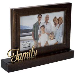 Family Platform Picture Frame, 4x6, , large