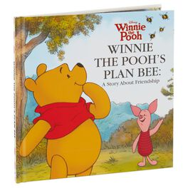 Winnie the Pooh's Plan Bee: A Story About Friendship Book, , large