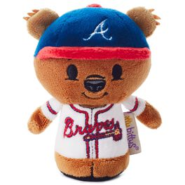 MLB Atlanta Braves™ Mascot itty bittys® Stuffed Animal Special Edition, , large