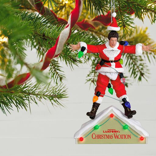 national lampoons christmas vacation a fun old fashioned family christmas ornament with sound