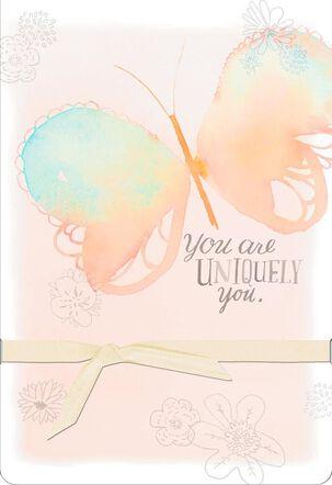 Uniquely You Birthday Card