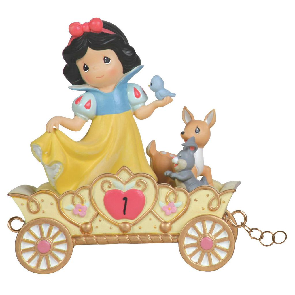 481fa91c005 Precious Moments® Disney Snow White Figurine, Age 1 - Figurines ...