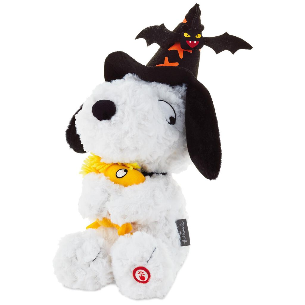 Peanuts® Shiver & Shake Snoopy Musical Stuffed Animal With Motion, 11 5