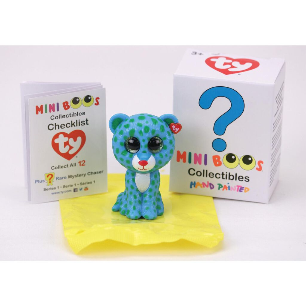 ... Ty® Mini Boos Collectibles Mystery Box Animal Figurine d108f473aa0