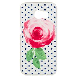 Pretty and Preppy Rose Samsung Galaxy S6 Edge Android Phone Case, , large