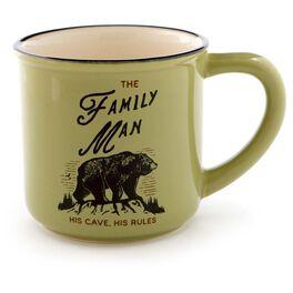 Our Name is Mud Family Man Mug, 16 oz., , large