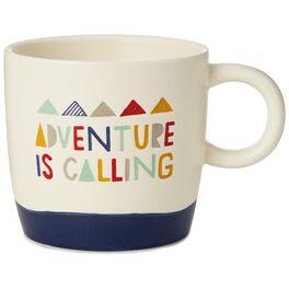 Adventure Is Calling Mug, 12 oz., , large