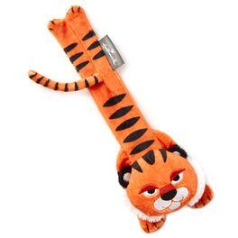 Snappums™ Theo Tiger Stuffed Animal Slap Bracelet, , large