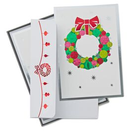 Cheers to Christmas Holiday Cards, Box of 12, , large