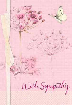 Marjolein Bastin Grandmother Sympathy Card