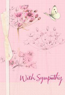 Marjolein Bastin Grandmother Sympathy Card,