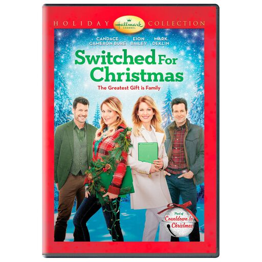 Switched for Christmas DVD,