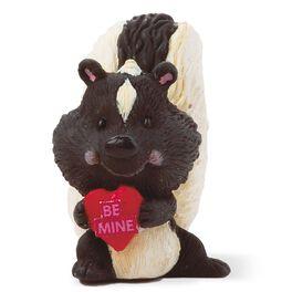 Be Mine Skunk Figurine, , large