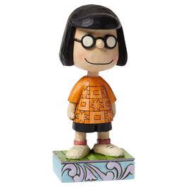 Jim Shore® Peanuts® Modest Marcie Figurine, , large