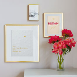 Words of Inspiration Wall Decor Collection, , large