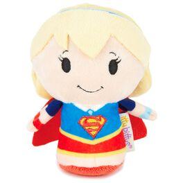 itty bittys® DC SUPER HERO GIRLS™ SUPERGIRL™ Stuffed Animal, , large