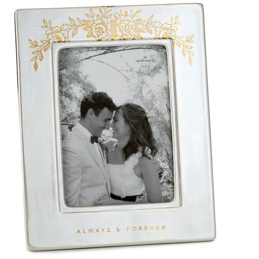 Love for Always 50th Anniversary Picture Frame, 5x7 - Picture Frames ...