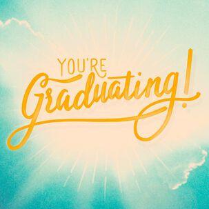Holy @#$% You're Graduating Musical Graduation Card