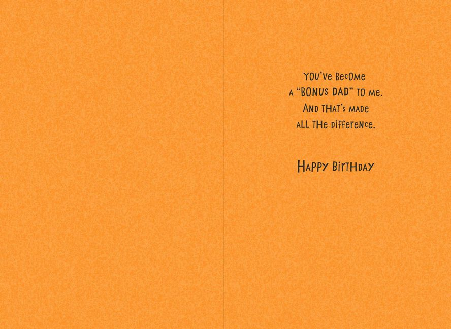 Like A Bonus Dad To Me Birthday Card Greeting Cards Hallmark