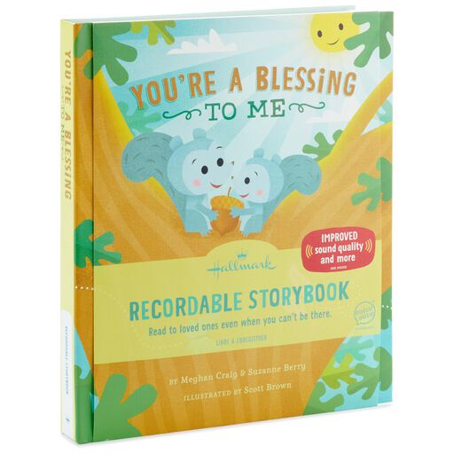 Youre A Blessing To Me Recordable Storybook