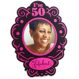 50 and Fabulous Display Frame, , large