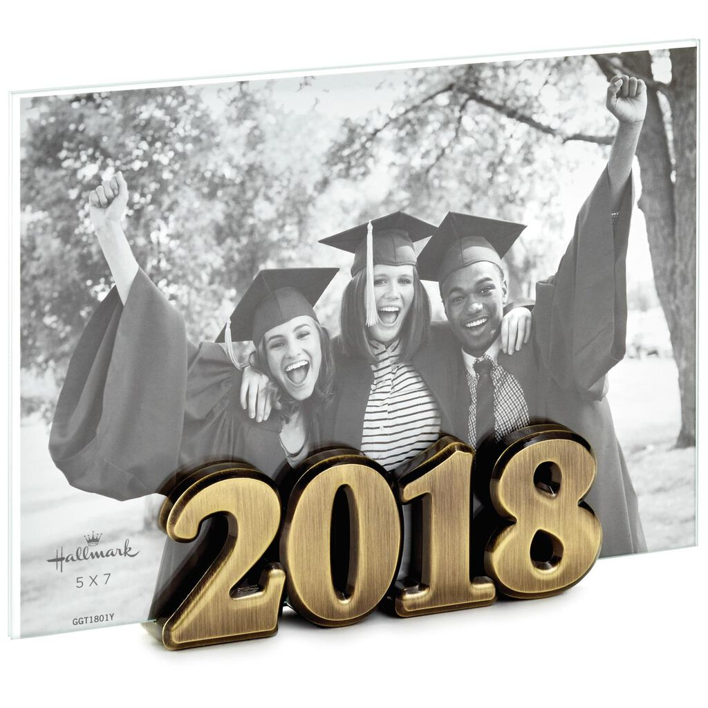 2018 Graduation Picture Frame - Picture Frames - Hallmark