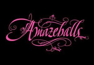 Amazeballs Blank Card