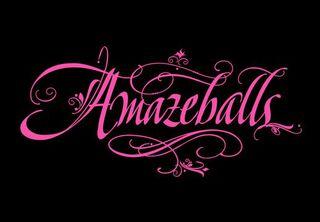Amazeballs Blank Card,