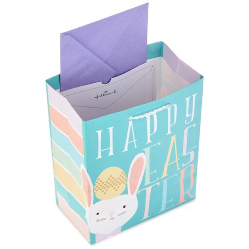 ... Happy Easter Medium Gift Bag With Tissue Paper d84cbeff850fc
