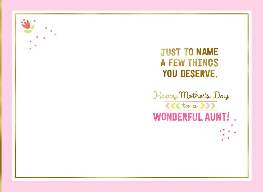 love laughter hugs mother s day card for aunt greeting cards