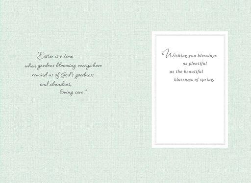 God's Gift of Love Religious Easter Card,