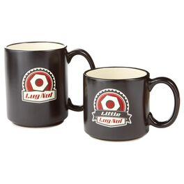Lug Nut Big/Little Mugs—Set of 2, , large