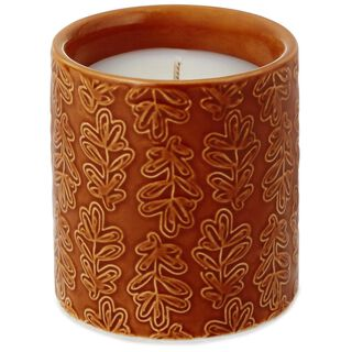 Autumn Leaf Harvest Candle, 6 oz.,