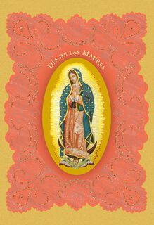 Our Lady Religious Spanish-Language Mother's Day Card,
