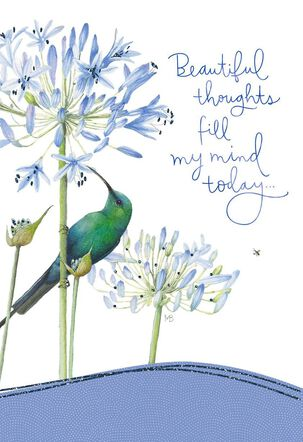 Beautiful Thoughts For You Marjolein Bastin Just Because Card