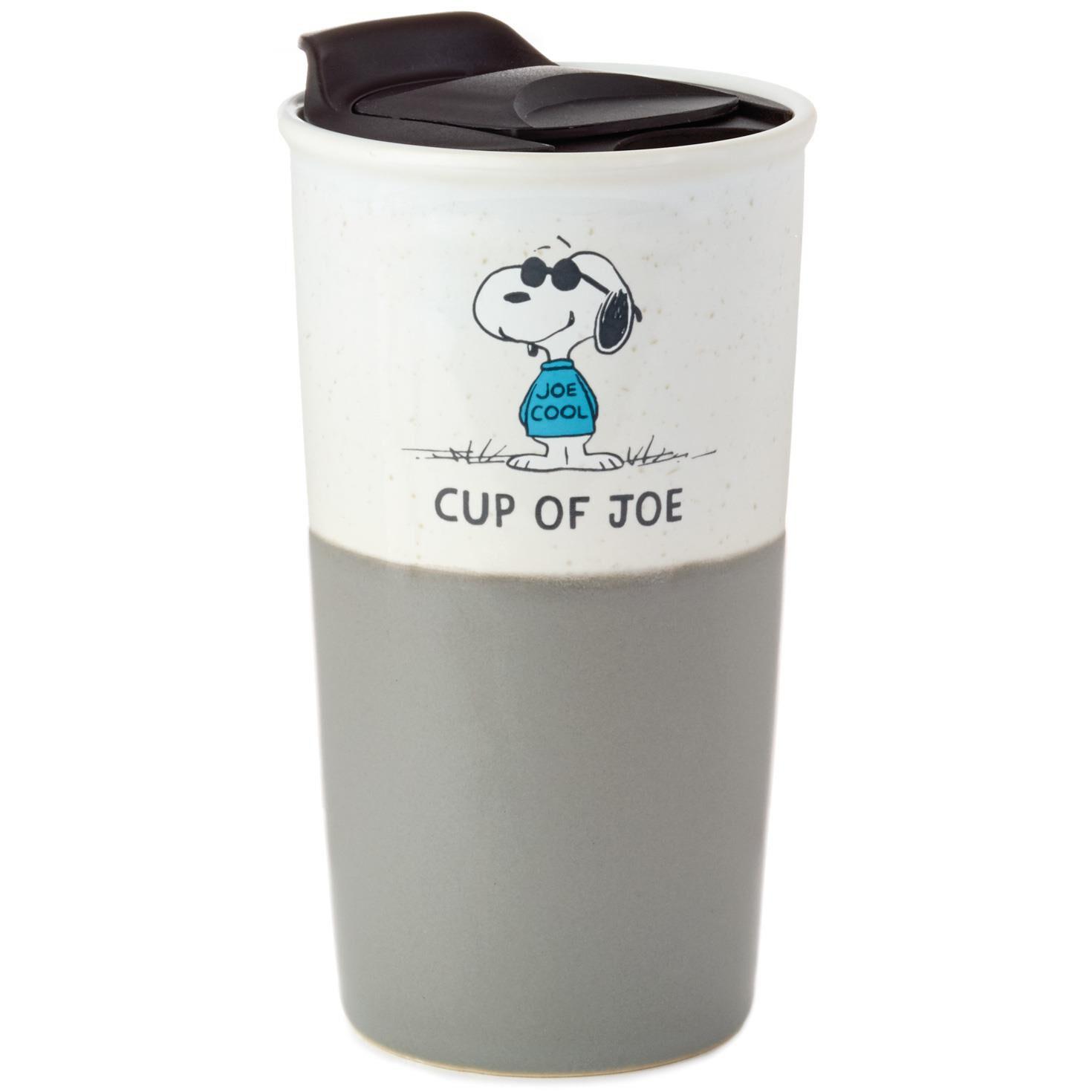 Oz Cool Joe Snoopy Mug10 Travel Peanuts® SUpVMz