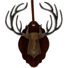 Deer Signature Ornament, , large