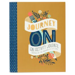 Journey On Activity Journal, , large