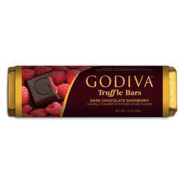 Godiva Dark Chocolate With Raspberry Bar, , large
