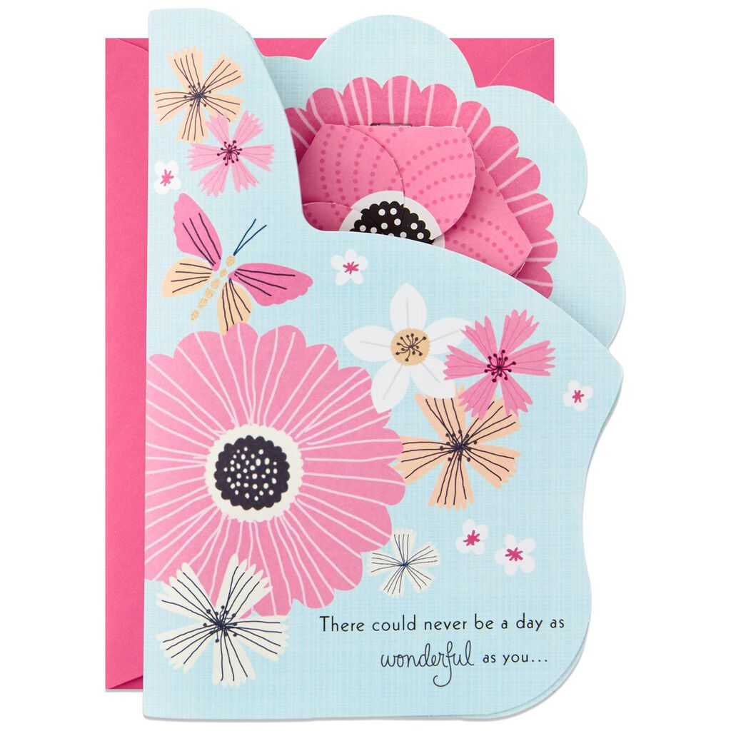 Wonderful You Musical Mothers Day Card Greeting Cards Hallmark
