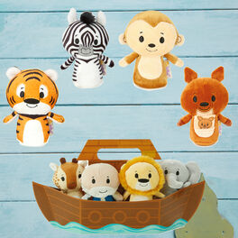 itty bittys® Noah's Ark Complete Play Set, , large