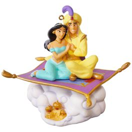 Disney Aladdin 25th Anniversary Ornament With Music, , large