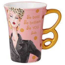 Barbie™ Be You Ceramic Mug, 12 oz., , large