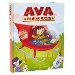 Ava the Animal Rescuer! Touch-Sensitive Interactive Adventure Storybook, , large