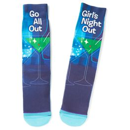 Girls Night Out Toe of a Kind Socks, , large
