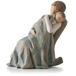 Willow Tree® The Quilt Family Figurine, , large